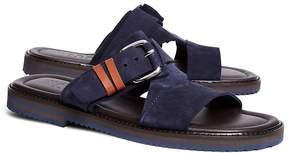Brooks Brothers Harrys Of London® Luke Kudu Strap Sandals