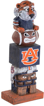 Evergreen Auburn Tigers Tiki Totem