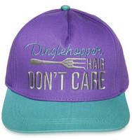 Disney ''Dinglehopper Hair Don't Care'' Baseball Cap for Adults - The Little Mermaid