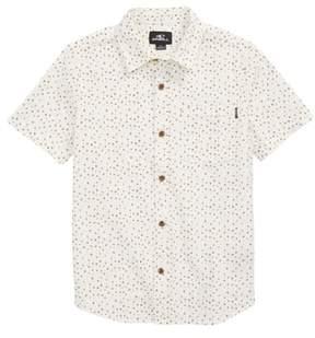 O'Neill Rowdy Print Woven Shirt