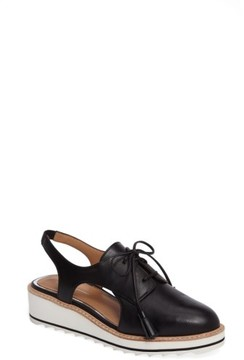 Linea Paolo Women's Mary Platform Oxford