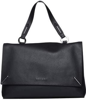Orciani Kate Black Large Bag