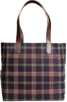 Brooks Brothers Signature Tartan Tote