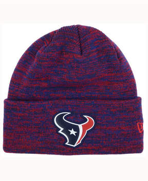 New Era Houston Texans Beveled Team Knit Hat