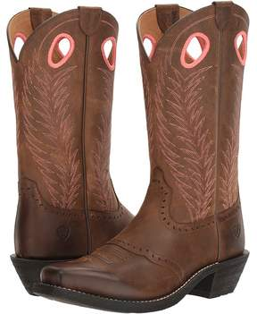 Ariat Heritage Rancher Cowboy Boots