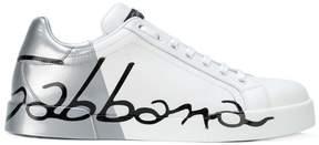 Dolce & Gabbana Logo Portofino sneakers
