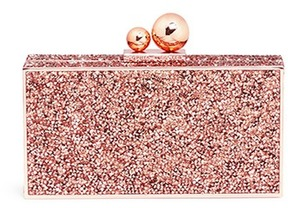 Sophia Webster 'Clara' crystal embellished box clutch