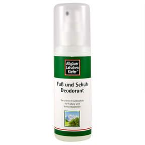 Allgauer Foot & Shoe Deodorant Spray by Allgauer (3.4oz Spray)