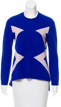 Timo Weiland Intarsia Pullover Sweater