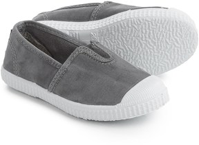 Cienta Made in Spain Canvas Sneakers - Slip-Ons (For Toddlers and Little Girls)