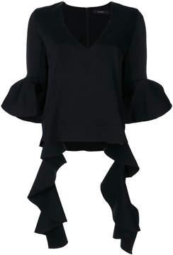 Ellery ruffled blouse