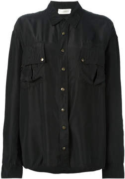 Faith Connexion chest pocket shirt