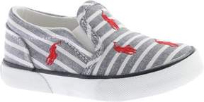 Polo Ralph Lauren Infant Boys' Bal Harbour Repeat Slip-On Sneaker - Toddler
