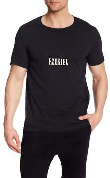 Ezekiel Cali Graphic Print Tee