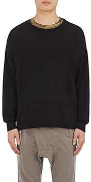 NSF Men's Cotton-Blend Fleece Sweatshirt