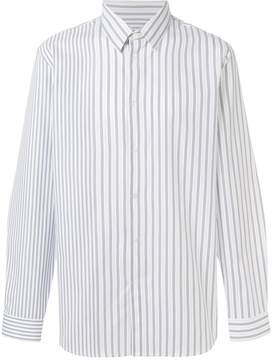 Jil Sander pinstripe button-down shirt