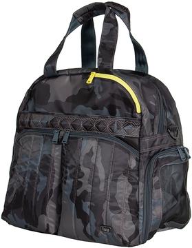 Camo Black Boxer Duffel Bag