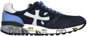 Premiata Mick 1280e Blue Sneakers