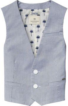 Scotch & Soda Tailored Vest