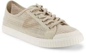 Tretorn Tournament Net Lace-Up Sneakers