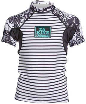 Dakine Girl's Classic Snug Fit S/S Rashguard 8149696