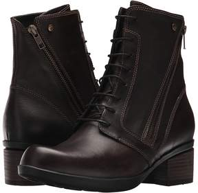 Wolky Forth Women's Dress Lace-up Boots