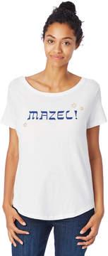 Alternative Apparel Backstage Hanukkah Vintage Jersey T-Shirt