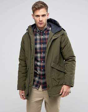 Penfield Kingman Insulated Parka Jacket Hooded in Green