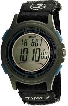 Timex Men's TW4B10100 Black Nylon Quartz Sport Watch