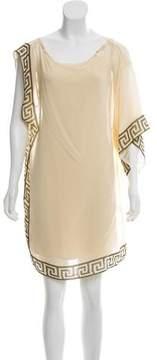 Temperley London Silk Shift Dress