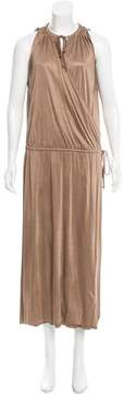 Vanessa Bruno Surplice Maxi Dress w/ Tags