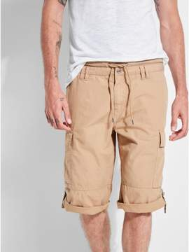 GUESS Men's Boyd Drawstring Cargo Shorts