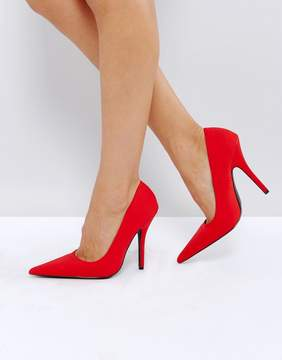 Public Desire Tease Stiletto Heeled Shoes