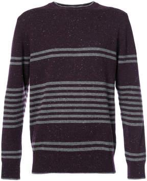 Eleventy horizontal stripe sweater