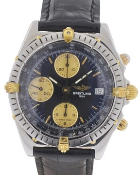 Breitling Chronomat B13048 Automatic Black Dial Watch