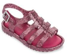 Mini Melissa Baby's, Toddler's& Girl's Fisherman Sandals