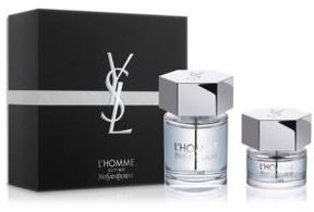Yves Saint Laurent LHomme Ultime Holiday Set - 168.00 Value