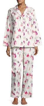 BedHead MET Gala Long-Sleeve Pajama Set, Plus Size