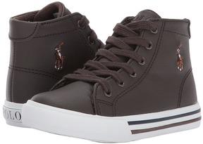 Polo Ralph Lauren Kids - Slater Mid Boy's Shoes