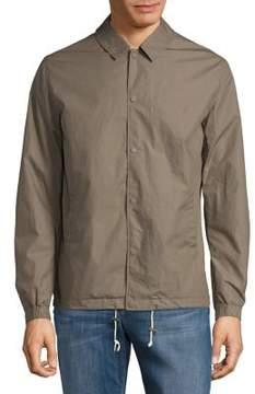 Selected Coach Spring Button-Down Shirt