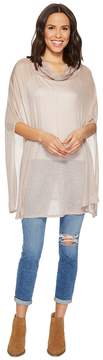 BCBGeneration Don't Turn Back Poncho Women's Clothing