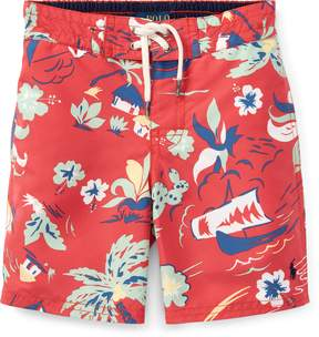 Ralph Lauren Sanibel Tropical Swim Trunk