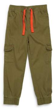 Petit Lem Little Boys Cotton Jogger Pants
