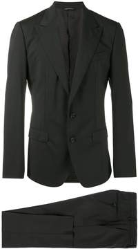 Dolce & Gabbana peaked lapel suit