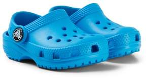 Crocs Ocean Blue Kids Classic Clogs