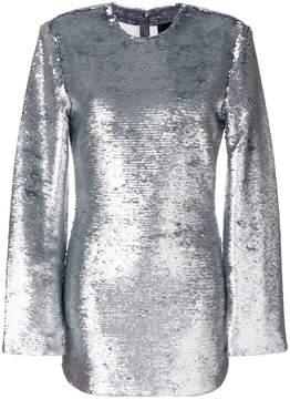 RtA glitter mini dress