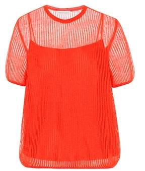 Mansur Gavriel Mohair-blend sweater