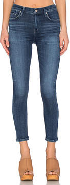 Citizens of Humanity SCULPT Rocket High Rise Crop Skinny.