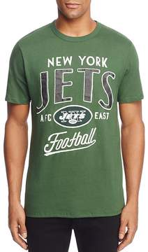 Junk Food Clothing Jets Kickoff Crewneck Short Sleeve