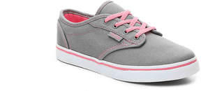 Vans Girls Atwood Low Toddler & Youth Sneaker